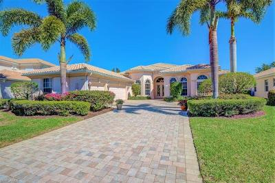Estero Single Family Home For Sale: 8533 Sedonia Cir