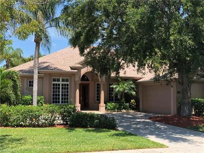 Naples, Bonita Springs Single Family Home For Sale: 2034 Imperial Cir N