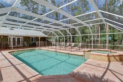Naples Single Family Home For Sale: 5971 English Oaks Ln