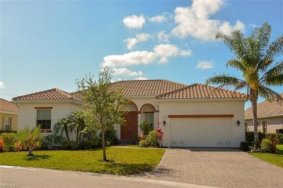 Fort Myers Single Family Home For Sale: 16090 Thorn Wood Dr
