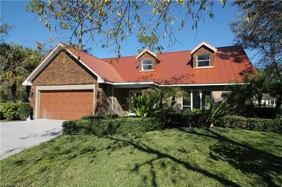 Naples Single Family Home For Sale: 6055 Sea Grass Ln