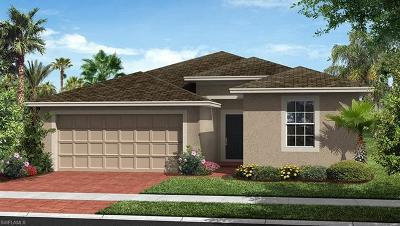 Cape Coral Single Family Home For Sale: 3451 Manati Ct