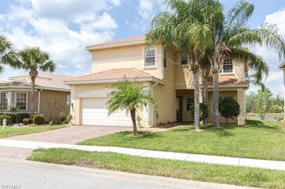 Fort Myers Single Family Home For Sale: 11338 Pond Cypress St