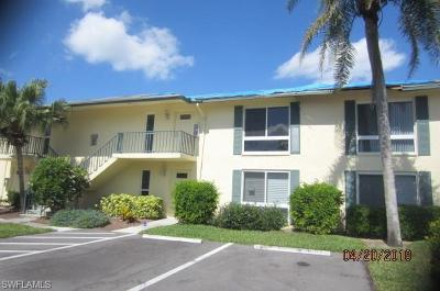Glades Country Club Condo/Townhouse For Sale: 251 Candycane Ln #2