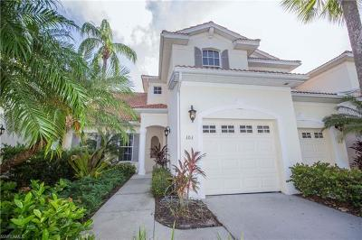 Naples Condo/Townhouse For Sale: 4660 Winged Foot Ct #103