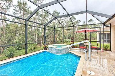 Naples Single Family Home For Sale: 12751 Aviano Dr