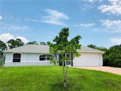 Collier County Single Family Home For Sale: 1160 47th Ave NE