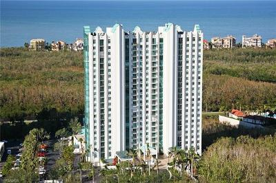 Naples Condo/Townhouse For Sale: 7515 Pelican Bay Blvd #21B