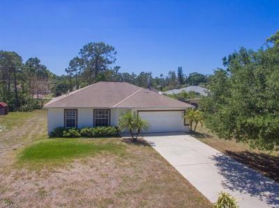Collier County, Lee County Single Family Home For Sale: 8322 San Carlos Blvd