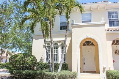 Naples Condo/Townhouse For Sale: 6064 Towncenter Cir