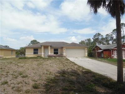 Collier County Single Family Home For Sale: 2971 2nd Ave SE