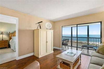 Fort Myers Beach Condo/Townhouse For Sale: 7100 Estero Blvd #906