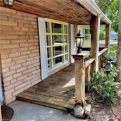Fort Myers Single Family Home For Sale: 1616 Ardmore Rd