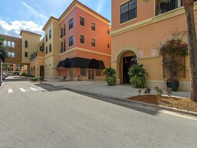 Estero Condo/Townhouse For Sale: 23151 Fashion Dr #6110
