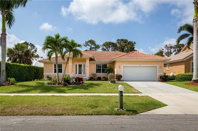 Marco Island Single Family Home For Sale: 1171 Bluebird Ave