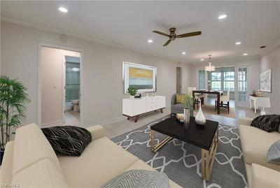 Bonita Springs, Cape Coral, Fort Myers, Fort Myers Beach Condo/Townhouse For Sale: 7071 E Brandywine Cir