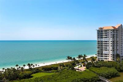 Club At Naples Cay Condo/Townhouse Sold: 40 Seagate Dr #803-A