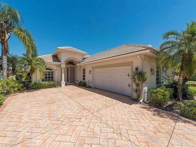 Naples Single Family Home For Sale: 4326 Longshore Way S
