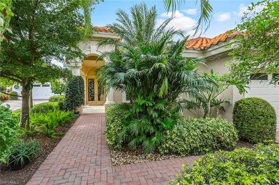 Naples Single Family Home For Sale: 953 Tierra Lago Way