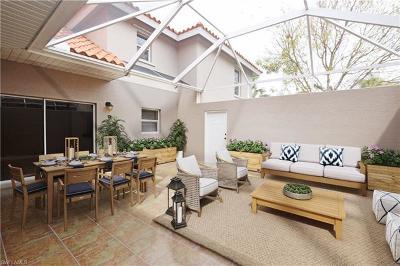 Naples Condo/Townhouse For Sale: 4227 Covey Cir