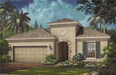 Cape Coral Single Family Home For Sale: 1015 Cayes Cir
