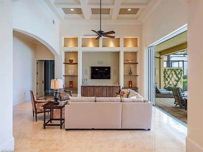 Naples Single Family Home For Sale: 28090 Castellano Way