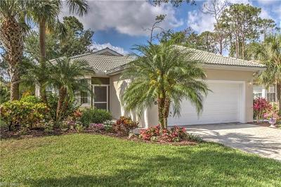 Naples Single Family Home For Sale: 7438 Meldin Ct