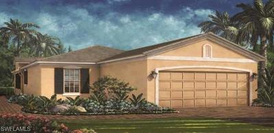 Cape Coral FL Single Family Home For Sale: $273,433