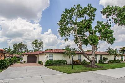Bonita Springs Single Family Home For Sale: 27902 Hacienda Village Dr