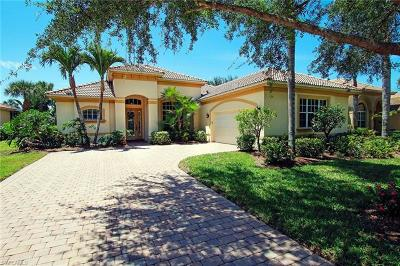 Fort Myers Single Family Home For Sale: 16356 Coco Hammock Way
