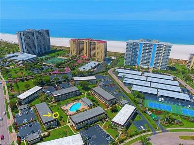 Marco Island Condo/Townhouse For Sale: 130 Collier Blvd N #B2