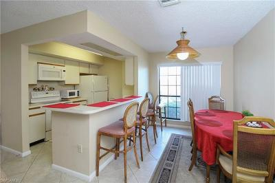 Marco Island Condo/Townhouse For Sale: 1340 Delbrook N #J-6