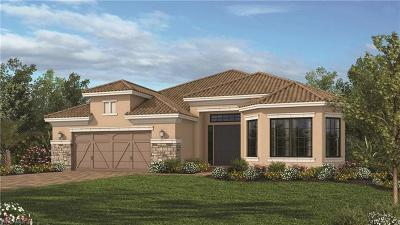 Naples Single Family Home For Sale: 8406 Palacio Ter S