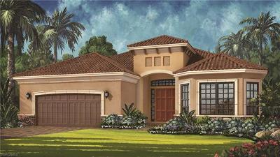 Naples Single Family Home For Sale: 8378 Viale Cir