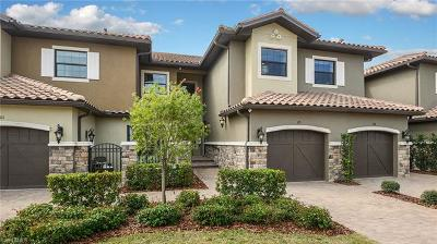 Collier County Condo/Townhouse For Sale: 9678 Montelanico Loop #14-204