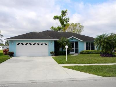 Naples Single Family Home Pending With Contingencies: 790 Charlemagne Blvd