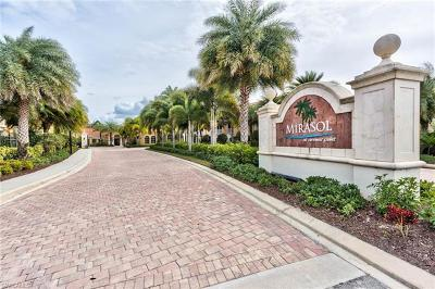Mirasol At Coconut Point Condo/Townhouse For Sale: 8540 Violeta St #103