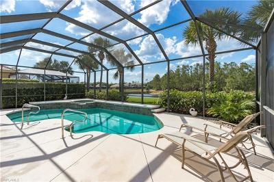 Estero Single Family Home For Sale: 9114 Falling Leaf Dr