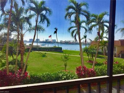 Marco Island Condo/Townhouse For Sale: 750 W Elkcam Cir #216
