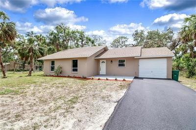 Naples Single Family Home For Sale: 271 20th St NE