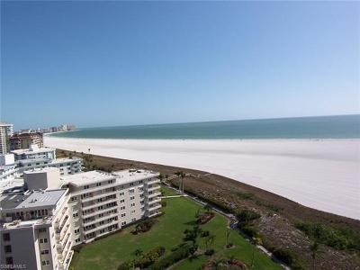 Marco Island Condo/Townhouse For Sale: 260 Seaview Ct #1605