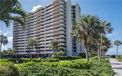 Condo/Townhouse Sold: 4005 Gulf Shore Blvd N #905