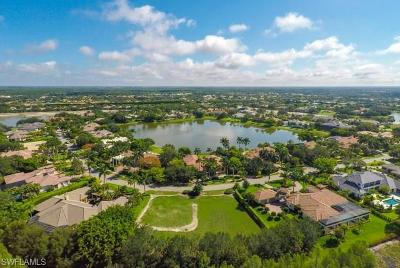 Naples Residential Lots & Land For Sale: 13730 Pondview Cir