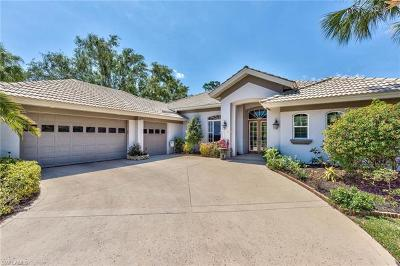 Bonita Springs Single Family Home For Sale: 3481 Cassia Ct