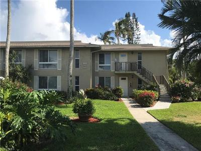 Naples Condo/Townhouse For Sale: 388 Tern Dr #2