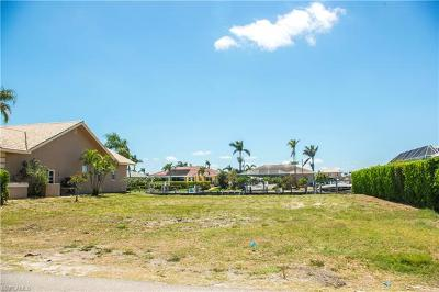 Marco Island Residential Lots & Land For Sale: 374 Capistrano Ct
