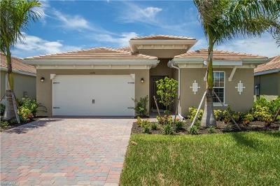 Fort Myers Single Family Home For Sale: 15220 Torino Ln