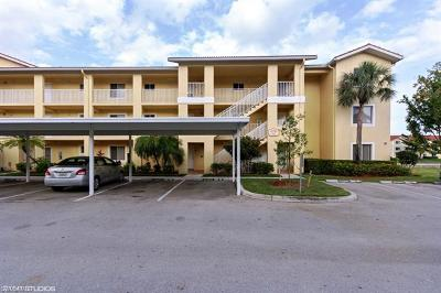 Collier County, Lee County Condo/Townhouse For Sale: 8298 Key Royal Ln #411