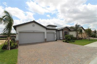 Fort Myers Single Family Home For Sale: 10675 Prato Dr
