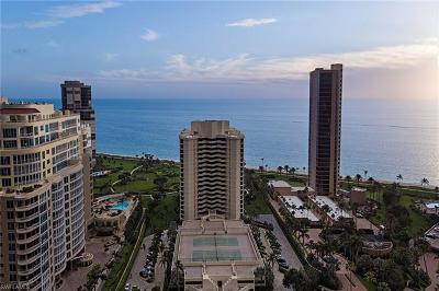 Condo/Townhouse For Sale: 4551 Gulf Shore Blvd N #400